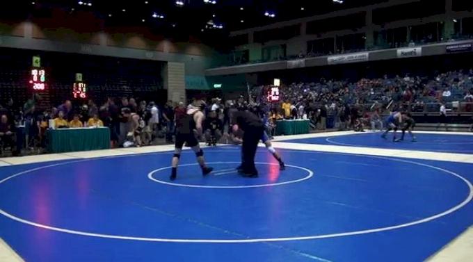 132 lbs round2 Connor Schram Cannon Mac vs. Bobby Ehman Vacaville