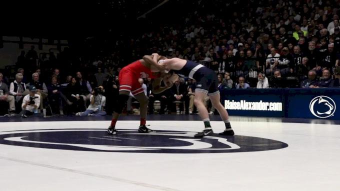 184 m Myles Martin OSU vs Bo Nickal PSU