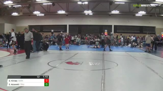 175 lbs Rr rnd 5 - Sean Kinney, Dark Knights MS vs Sam Azzaretti, Triumph Blue MS