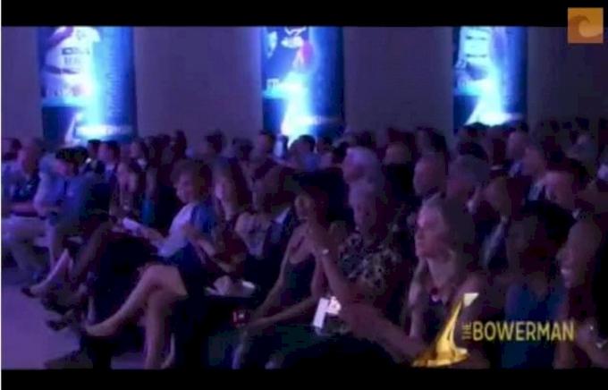 Men's 2012 Bowerman and Acceptance Speech - Cam Levins