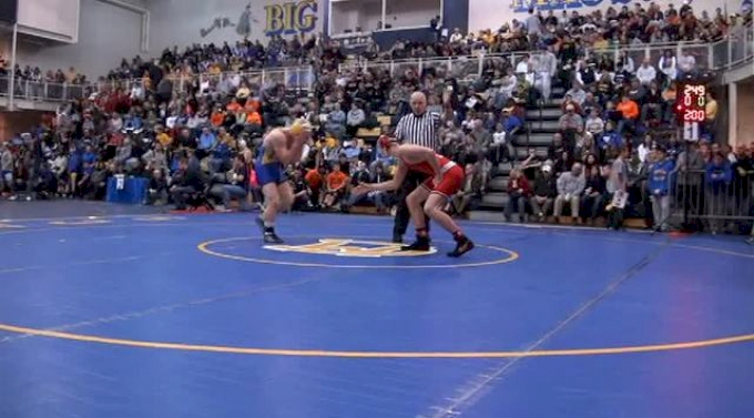 170 lbs round1 Chance Marsteller Kennard-Dale vs. Jacob Robb Kittanning