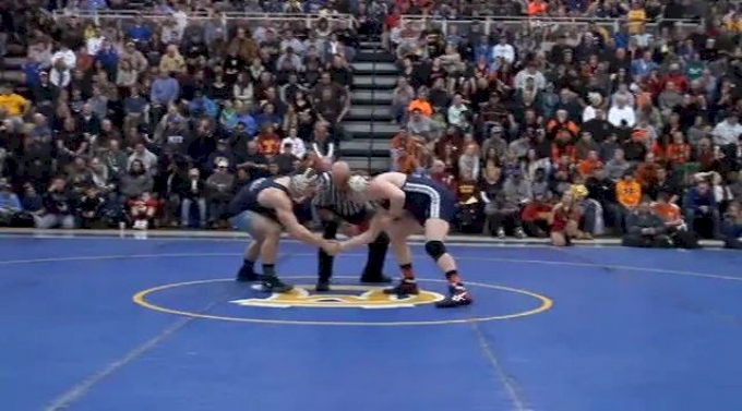 182 lbs finals Dakota DesLauries Burrell vs. Addison Knepshield Blair06770