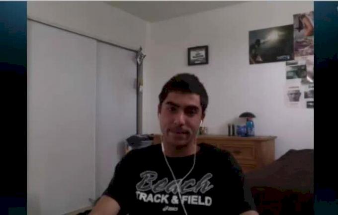 Matt Maldonado answers your Twitter questions