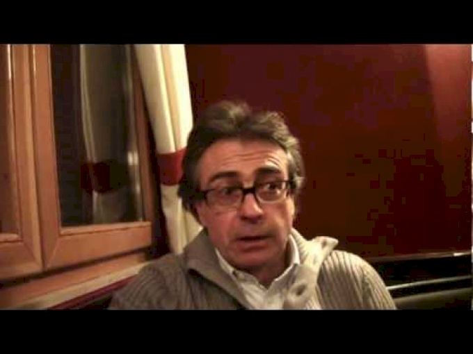 Interview with T&F manager Gianni DeMadonna