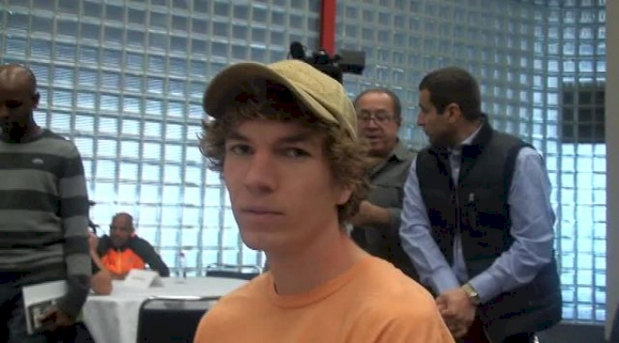 Luke Puskedra is ready to rock sub-61 at the 2013 Houston Half-Marathon