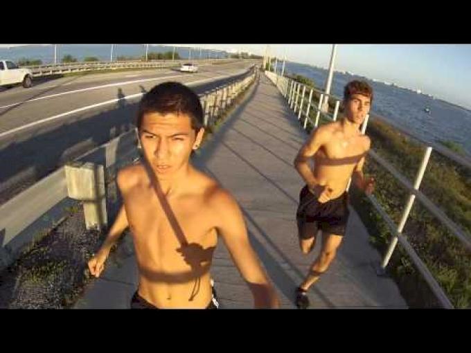 2013 GoPro Bridge Run