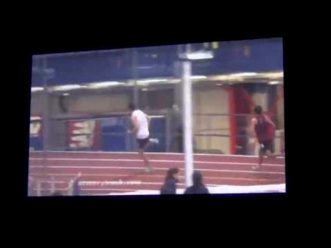 McMurray 800m Indoor