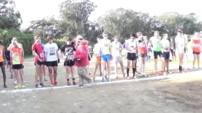 2013 BAXC Men's 8k Race Highlights