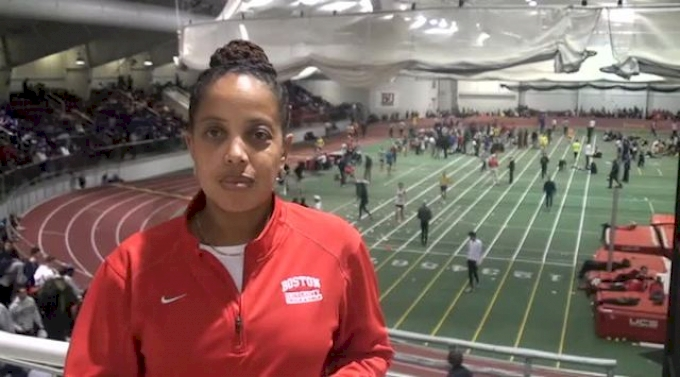 BU makes their case as the fastest track in the country