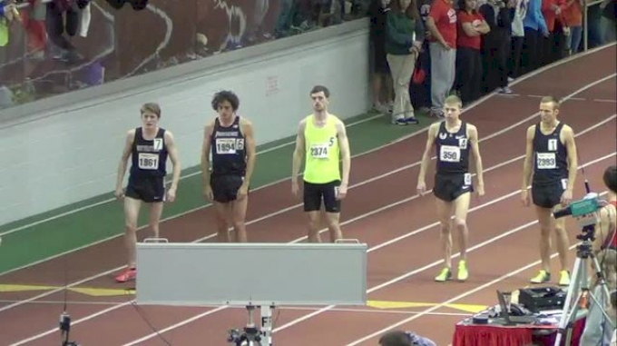 M Mile H01 (Elite, Rupp 3:50.92 American Record Attempt - 2013 BU Terrier)