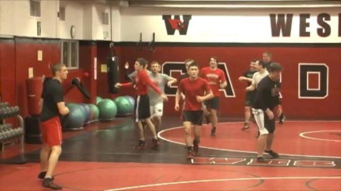 Wesleyan University Wednesday Practice