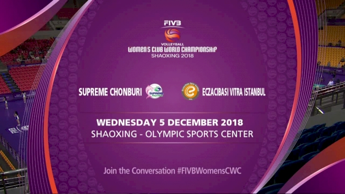 Supreme Chonburi vs Eczacibasi Vitra Istanbul