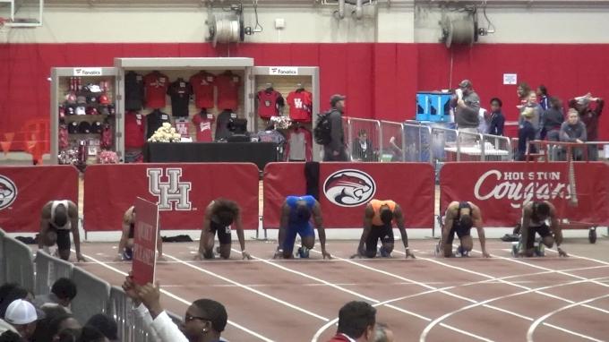 Pro Men's 60m, Final