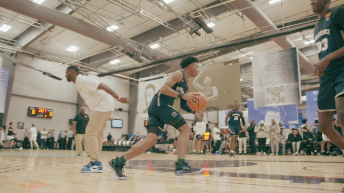 Jalen Lecque, aka 'Baby Westbrook,' Bounces His Way To Peach Jam