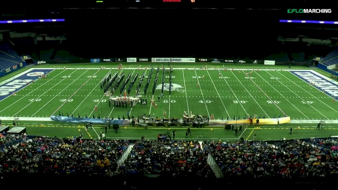 Carmel (IN) at Bands of America Indianapolis Super Regional Championship, presented by Yamaha