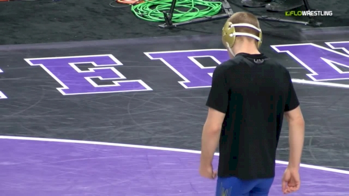 133 f, Seth Gross, SDSU vs Bryan Lantry, Buffalo