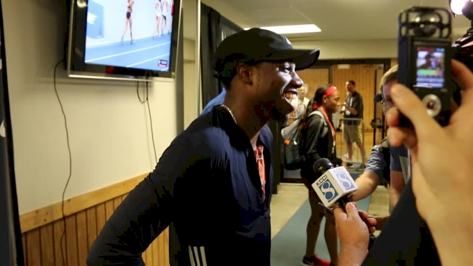 Noah Lyles Thinks He Can Run 19.4 In The 200m This Summer