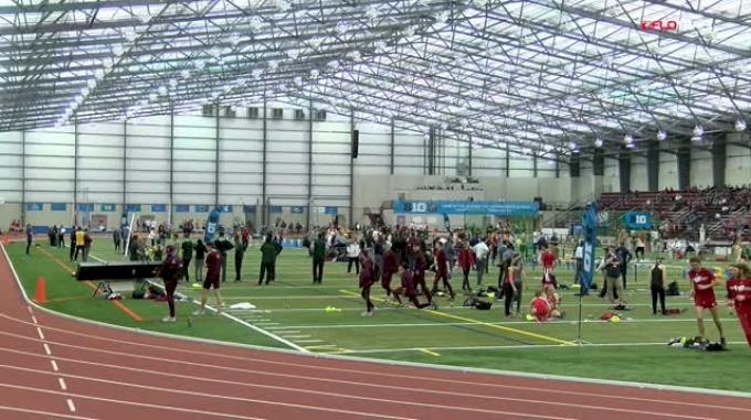 Men's Distance Medley Relay, Heat 1