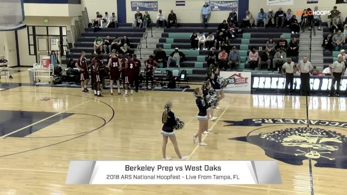 Berkeley Prep (FL) vs. West Oaks (FL) | 1.19.18 | National Hoopfest (Tampa)