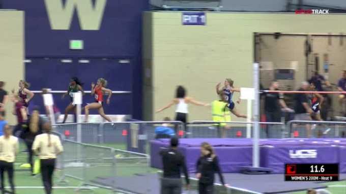 Women's 200m, Heat 9