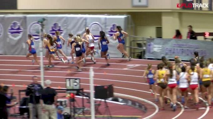 Women's 3k, Heat 1 - Weini Kelati 8:59 converted 3k!