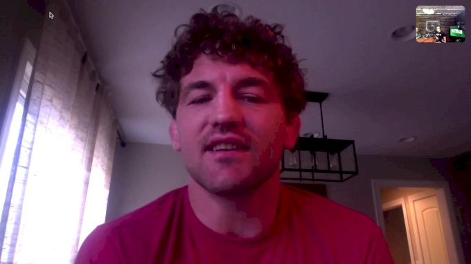 FRL 285 Ben Askren On Badger RTC And US Open