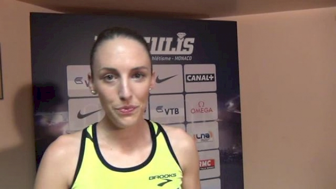 Gabriele Anderson is elated with her monster personal best and the USA showing