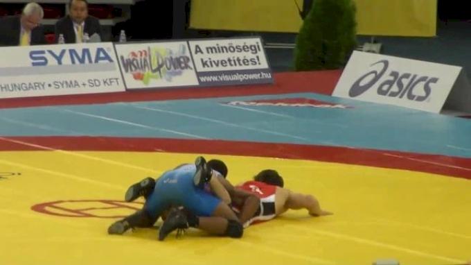 3x world champion Jordan Burroughs