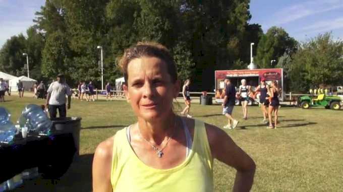 Olympian Zola Budd gives advice for aspiring champions