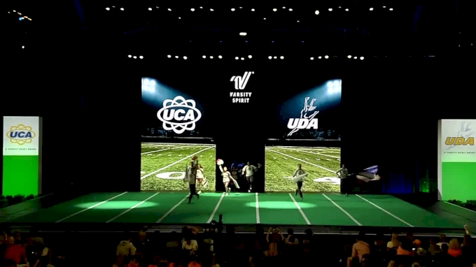 University of New Mexico [2018 Division IA Coed Game Day] UCA & UDA College Cheerleading and Dance Team National Championship