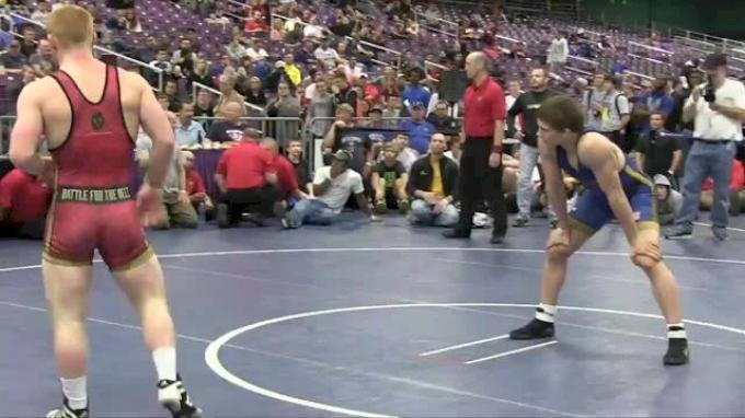170 lbs finals, Sr. Chance Marsteller vs. Jr. Taylor Lujan