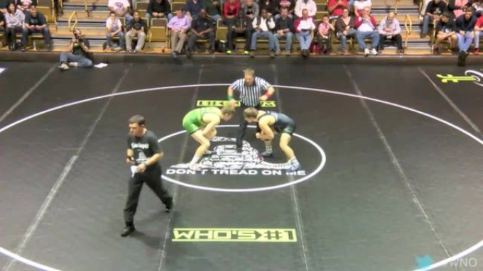 160 lbs Kelly vs Blees