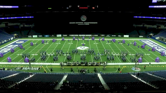 Prosper H.S., TX at Bands of America Grand National Championships, presented by Yamaha