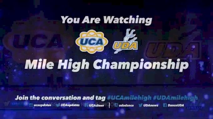 Fossil Ridge High School [2018 Large Varsity Day 1] UCA UDA Mile High Championship