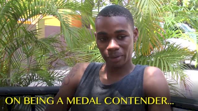 Warren Weir wants a world record