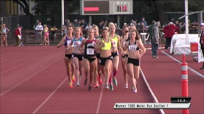 Women's 1500 H01 (Kate Grace 4:07 FTW!)