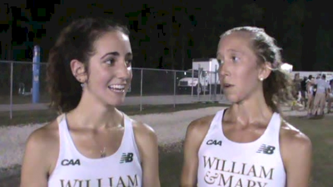 Elaina Belouris and Emily Stites looking to make a statement in 10k