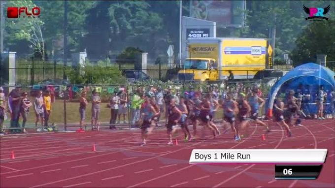 Boy's Mile F01