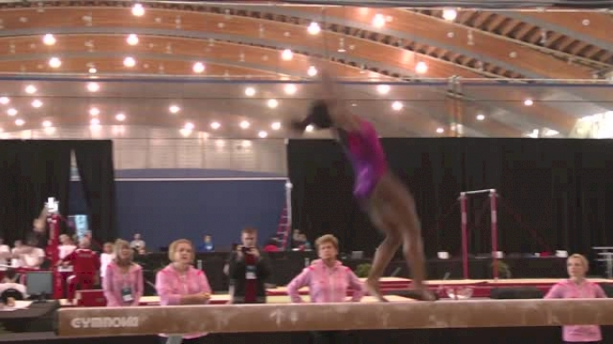 Simone Biles Gymnastics Highlights