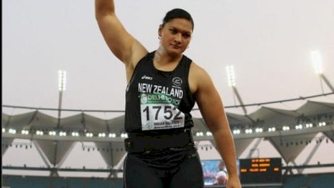 Women's Shot Put Updates--2012 London Olympic Game