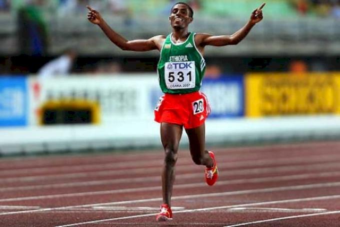 Men's 10000m Updates - 2012 London Olympic Games
