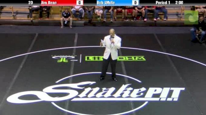 106lbs Match Cade Olivas (CA) vs. Gavin Teasdale (PA)