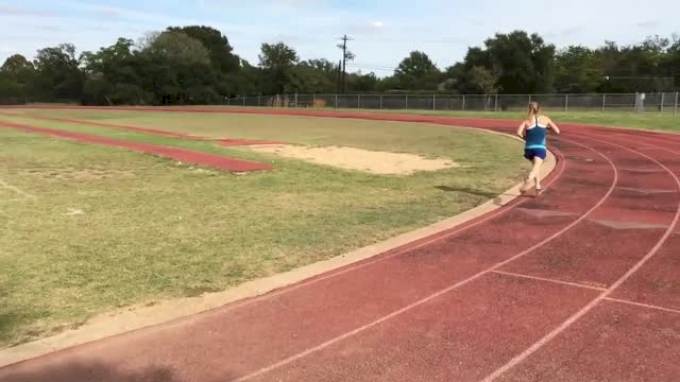 Chris Kimbrough Breaks the Women's Beer Mile World Record
