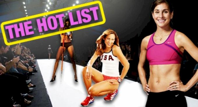 London 2012 Hottest Olympians: Women's List