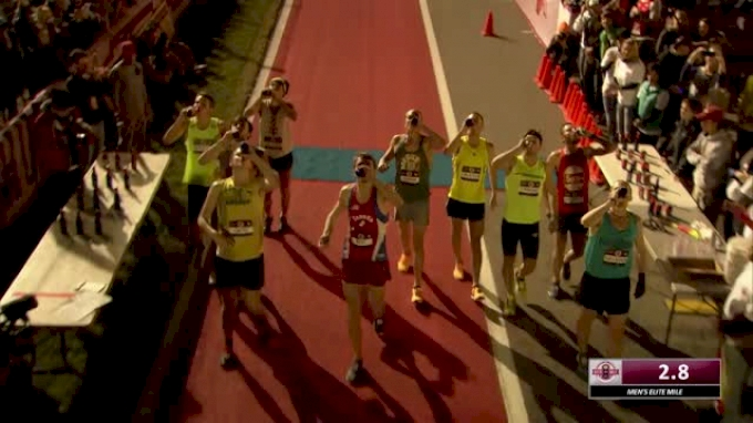 2014 Beer Mile World Championship - Men's Race (Gallagher wins in 5:00.23!)