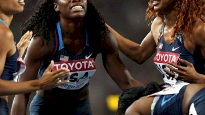 Women's Relays Updates - London 2012 Olympics