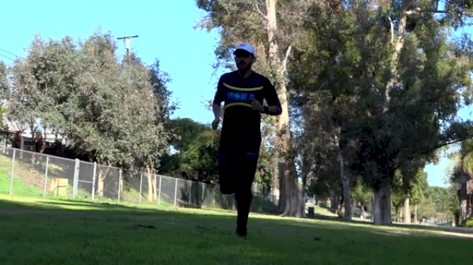 Workout Wednesday: Mile Repeats with David Torrence
