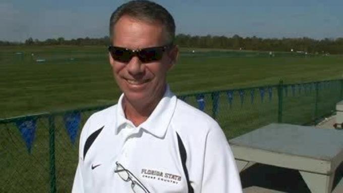 Bob Braman FSU, prerace