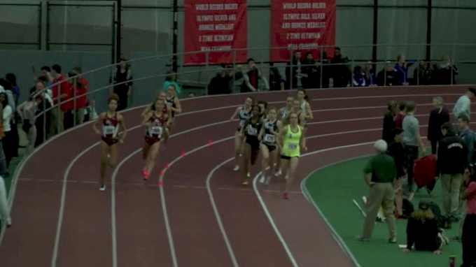 Women's Mile H01 (Quigley #5 All-Time)