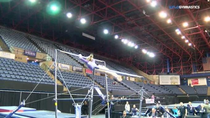 Shailyn St. Brice - Bars, Everest Gymnastics - 2018 Elevate the Stage - Augusta (Club)
